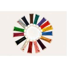 Culori acrylice pe baza de ulei-16 culori