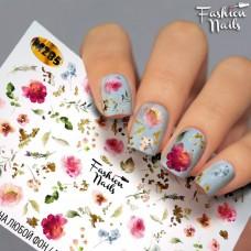 Tatuaj Unghii Metallic-285