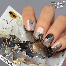 Tatuaj Unghii Metallic-293