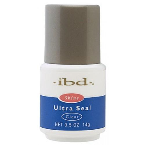 Finish UV unghii, IBD Ultra Seal, 14ml