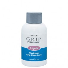 Lichid pentru Pudra Acrilica, IBD Grip Monomer, 118ml