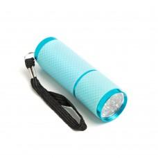 Lampa Led Unghii, Tip Lanterna, Blue, 9w