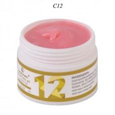 Gel de unghii UV/LED, 15 ml,  pentru constructie, FSM Nr.12