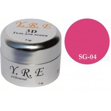 Gel Color 3D YRE SG-04