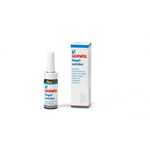Solutie pentru inmuierea unghiilor, GEHWOL, 15 ml