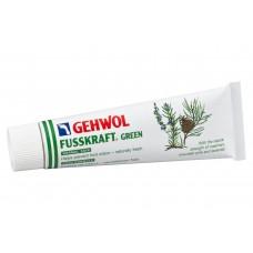 Crema pentru picioare, GEHWOL FUSSKRAFT GREEN pentru piele normala, 75 ML