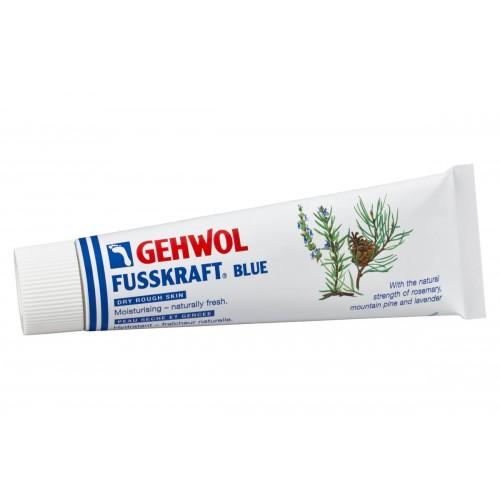 Solutie pentru piele uscata si aspra, GEHWOL FUSSKRAFT BLUE, 75 ml