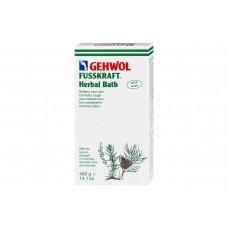 Sare de baie cu plante medicinale, GEHWOL FUSSKRAFT, 400 G