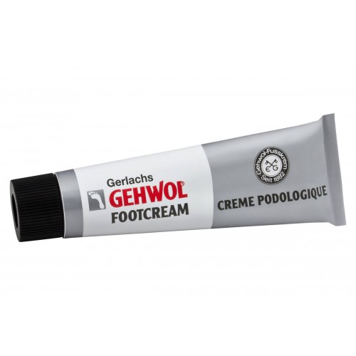 Crema pentru picioare suprautilizate si piele stresata, GEHWOL, 75 ML