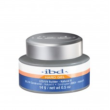 Gel LED/UV IBD Builder Gel, Autonivelant, Natural II, 14g