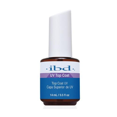 Finish UV unghii, IBD Top Coat, 14ml