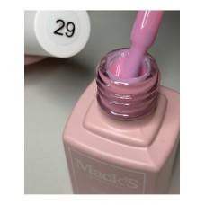Base coat UV de unghii, 12 ml, Base Cover Macks 29 Fairy Taile
