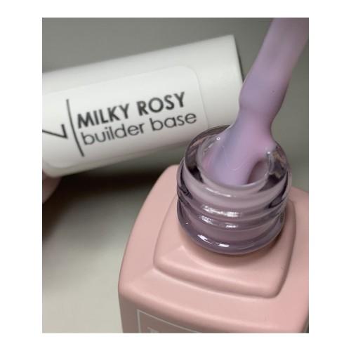 Base Cover Macks Professional, 07, Milky Rosy, 12ml