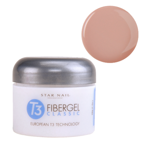 Gel UV Star Nail, Opaque Petal Pink, 28g