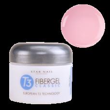 Gel UV Star Nail, FiberGel T3, Pink, 28g