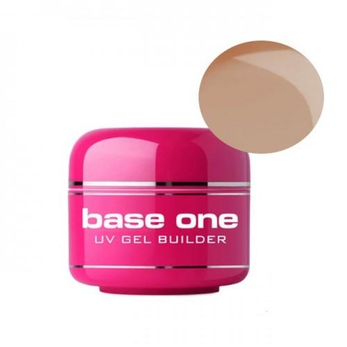 Gel UV Base One, 3 in 1 Autonivelant, Cover Dark, 50 ml