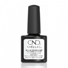 Base Coat Oja Semipermanenta, CND Shellac Wear Extender, 15ml