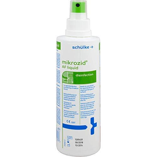 Dezinfectant suprafete/dispozitive, Mikrozid Af Liquid, 250 ml
