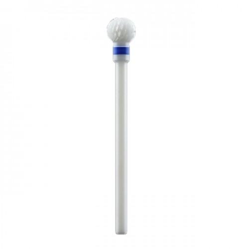 Capat Freza/Bit, Ceramic Ball Shape, Mediu, 6 mm, Zirconiu, CR12