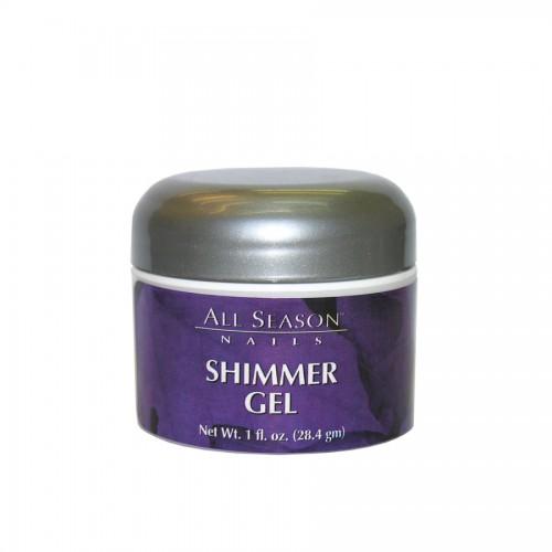 Gel UV All Season, 3 in 1 Rezistent, Shimer Gel, 30g