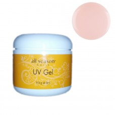 Gel UV All Season, 3 in 1 Rezistent, Pink, 113g