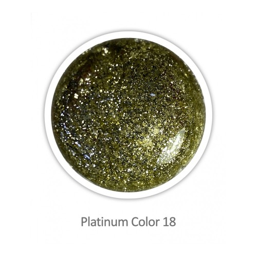 Gel Color Macks Platinum 18, 5g