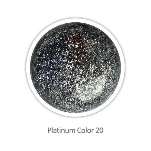 Gel Color Macks Platinum 20, 5g