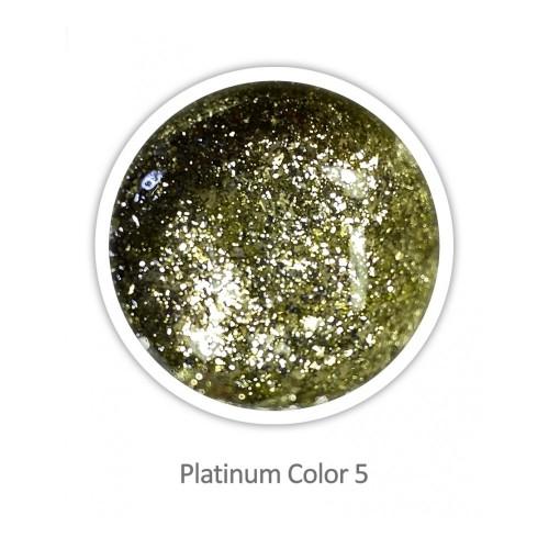 Gel Color Macks Platinum 5, 5g
