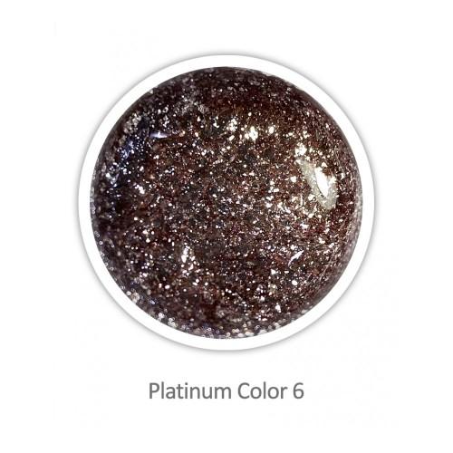 Gel Color Macks Platinum 6, 5g