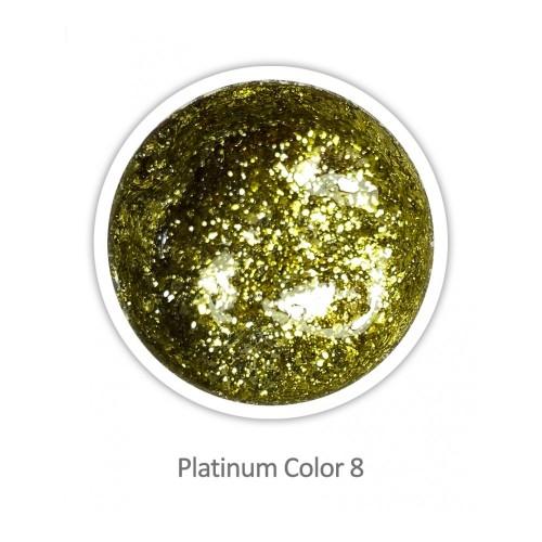 Gel Color Macks Platinum 8, 5g