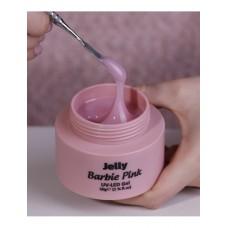 Gel UV/LED Macks Professional, Barbie Pink Jelly, 50g