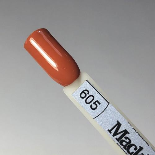 Oja semipermanenta Macks Lux Gel Polish 0605, 10ml