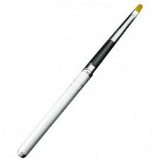 Pensula unghii cu varf rotund cu capac nr 4