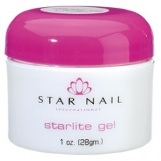 Gel UV Star Nail, Pink, 28g