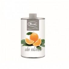 Solvent pentru curatarea instrumentelor  cu parfum de citrice.