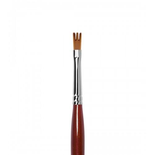 Pensula Unghii Roubloff DSF3R, Din Par Sintetic