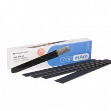 Set rezerve-pila PAPMAM pentru pila metalica (baza) MBE-20, Staleks, Abrazivitate-180