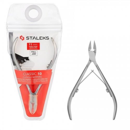 Cleste Pentru Cuticula, Staleks NC-10-11, 11 mm