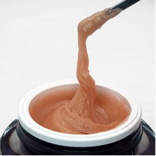 Acrylgel de unghii, 15 ml, Gelaxyo S3, Shimmer Cover