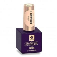 Finish UV de unghii, 15 ml, mat-catifelat, GELAXYO FINISH DURAMATT